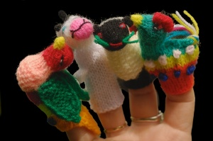 Finger Puppets - Farmyard Collection