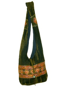 Festival Bag with embroidered design