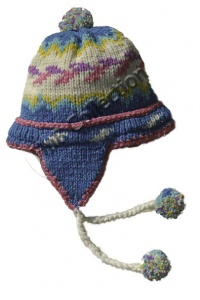 Coloured hat - adult size