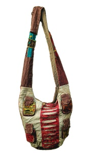 Hobo patchwork bag