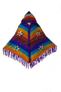 Poncho Handcrafted Adult size 14/16