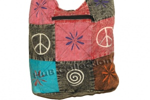 Shoulder Patchwork bag