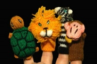 Finger Puppets - Jungle Collection A