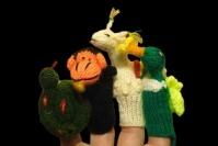 Finger Puppets - South America Collection A