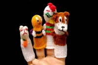 Finger Puppets - Friends Collection 2