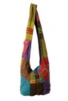 Hobo style Hippy Bag