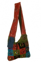 Ethnic Cotton Hippy Bag