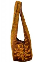 Ripped Ethnic Festival Bag