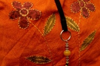 Saffron Ethnic shoulder bag